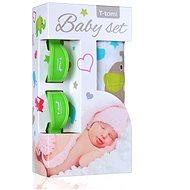T-tomi Baby Set - zelení sloni