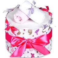 T-tomi Plenkový dort LUX velký - šnek