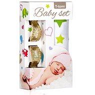 T-tomi Baby Set - limitovaná zlatá edice