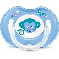 BAYBY Dudlík modrý 3m+