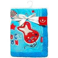 Sensillo dětská deka - Modrá