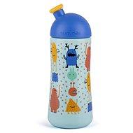 Suavinex Třetí láhev se sportovním pítkem Booo 360 ml - modrá