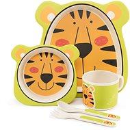 Zopa Bambusová sada nádobí - Tiger