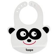 Zopa Silikonový bryndák - Panda