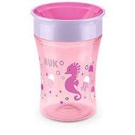 NUK hrnek Magic Cup 230 ml růžový