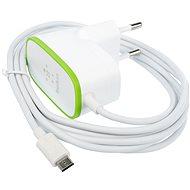 Belkin Home Charger Micro USB, bílá