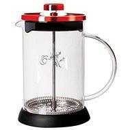 BerlingerHaus Konvička na čaj a kávu French Press 350 ml Burgundy Metallic Line