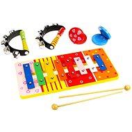 Dětský hudební set