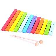 Dřevěný xylofón