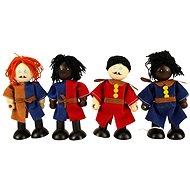 Set středověkých vojáků