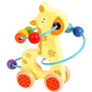 Motorický labyrint na kolečkách - Žirafa