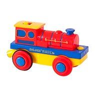 Elektrická lokomotiva - Mašinka