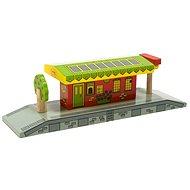 Dřevěné vláčkodráhy - Venkovské nádraží