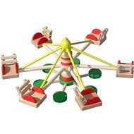 Dřevěné hračky - Dětský kolotoč