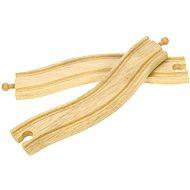 Vláčkodráhy - Obloukové dřevěné koleje
