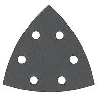 BOSCH Sada brusných papírů C470 pro delta bruska, 93mm, G320, 5ks