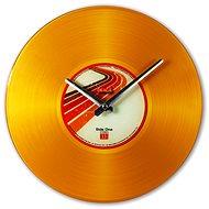 Nástěnné hodiny zlaté