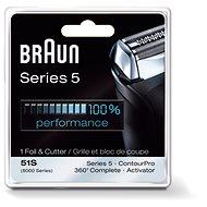 Braun CombiPack Series 5-51S,  rozbaleno, nepoužito!!!!