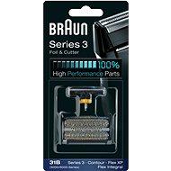 Braun CombiPack FlexIntegral-31B, černý