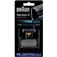 Braun CombiPack FlexIntegral-31S, stříbrná