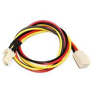 Prodlužovací kabel napájení pro 3pin konektor [chladič] - 0.3m