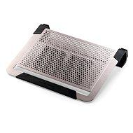 Cooler Master NotePal U2 Plus Notebook Cooler titaniová