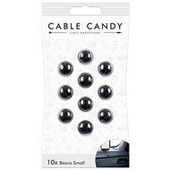 Cable Candy Small Beans 10 ks černý