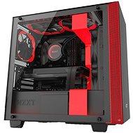 NZXT H400i černo-červená