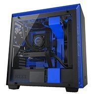 NZXT H700i černo-modrá