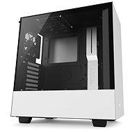 NZXT H500 bílá