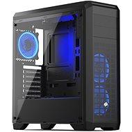 SilentiumPC skříň Regnum RG4T RGB Pure Black