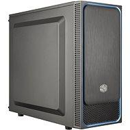 Cooler Master MasterBox E500L modrá