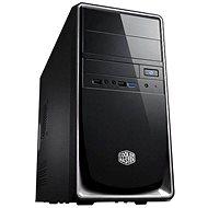 Cooler Master Elite 344 USB 3.0 černo-stříbrná
