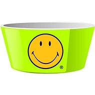 ZAK Miska na cereálie SMILEY 15cm, zelená