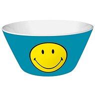 ZAK Miska na cereálie SMILEY 15cm, modrá