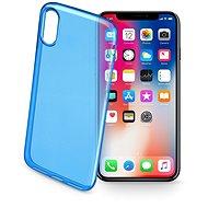 CellularLine COLOR pro iPhone X modrý