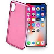 CellularLine COLOR pro iPhone X růžový