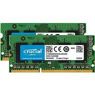 Crucial SO-DIMM 4GB KIT DDR3L 1333MHz CL9 pro Mac