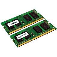 Crucial SO-DIMM 16GB KIT DDR3L 1333MHz CL9 pro Mac