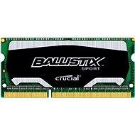 Crucial SO-DIMM 4GB DDR3 1600MHz CL9 Ballistix Sport