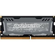 Crucial SO-DIMM 8GB DDR4 2400MHz CL16 Ballistix Sport LT