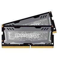 Crucial SO-DIMM 8GB KIT DDR4 2666MHz CL16 Ballistix Sport LT
