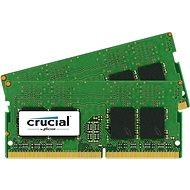 Crucial SO-DIMM 16GB KIT DDR4 2400MHz CL17 pro Mac