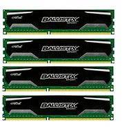 Crucial 32GB KIT DDR3 1600MHz CL9 Ballistix Sport