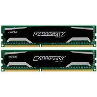 Crucial 16GB KIT DDR3 1600MHz CL9 Ballistix Sport