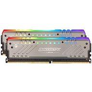 Crucial 16GB KIT DDR4 3000MHz CL16 Ballistix Tactical Tracer RGB