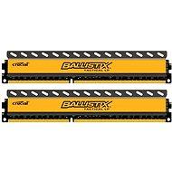 Crucial 16GB KIT DDR3 1600MHz CL8 Ballistix Tactical LP