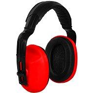 CXS Mušlové chrániče sluchu EP106, červené