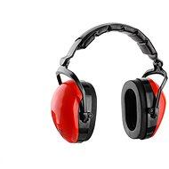 CXS Mušlové chrániče sluchu EP109-56, červené