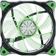 AKASA Vegas zelený LED